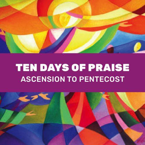 10 Days Of Praise Banner
